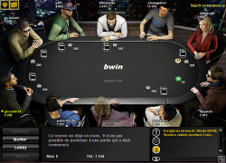 Site poker Bwin